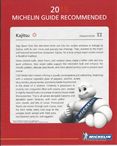 MICHELIN Guide New York